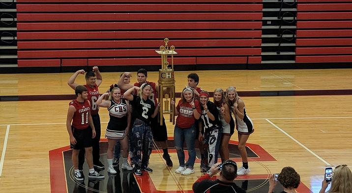 Senior Class Trophy